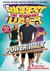 Biggest Loser The Workout Power Walk DVD Used Like New WS