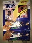 Lot of 2 FELIX JOSE 1992 STARTING LINEUP UNOPENED Figure Card Poster NIB