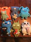 11 UGLY DOLLS Plush Monsters Characters Doll Stuffed Animal Toy lot