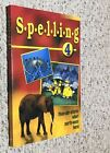 BJU Bob Jones 4th grade SPELLING 4 Student WorkText BRAND NEW