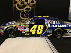 RCCA 1 24 Jimmie Johnson 48 Lowes 2006 Nextel Cup Champion Elite Champ