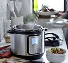 Instant Pot DUO60 6 Qt 7-in-1 Multi-Use Programmable Pressure Cooker, Slow Cooke