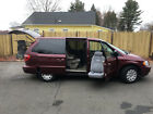 2002 Chrysler Town & Country for $4500 dollars