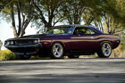 1970 Dodge Challenger 1970 dodge challenger resto mod 5 speed concourse condition one of a kind