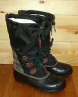 10 M SOREL FREESTYLE womens 12 Pac Boots Insulated Winter Snow Canada