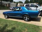 1967 Ford Mustang Deluxe 1967 Ford Mustang Coupe
