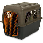 XL Dog Crate Cage 50 70 lb Large Travel Plastic Airline Approved Pet Kennel 36