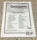 BJU Bob Jones 9th grade GEOGRAPHY 9 Student Map Exercises