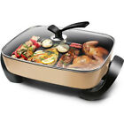 Electric Oven BBQ Grill Home Appliances Outdoor Cooking Golden Ball Pot #