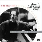 Andy Laverne Time Well Spent CD Used Like New