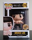 Pop Movies 218 Bruce Lee Enter the Dragon Exclusive Figure by Funko