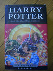 HARRY POTTER and the Deathly Hallows J K RowlingUK 1st Ed HC 2007