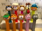 PEZ - Garfield  Series - Choose Character from Pull Down Menu - Use for Crafts