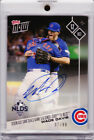 Wade Davis Chicago Cubs NLDS 7 Out Save Autograph 2017 Topps NOW 753A AUTO 07 99