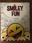 Emoji Color Fun Adult Kids Coloring Book Tear Out Pages Smiley Fun