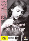 Au Hasard Balthazar NEW PAL Classic DVD Robert Bresson Anne Wiazemsky France