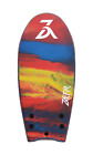 ZEFR Fusion Boards PARROT 48 Removable twin fins and Leash Included