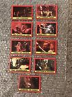 1984 Topps Indiana Jones and the Temple of Doom Trading Cards 15
