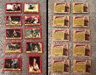 1984 Topps Indiana Jones and the Temple of Doom Trading Cards 14