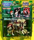 Starting Lineup 1998 Classic Doubles Steve Young/Jerry Rice San Francisco 49ers