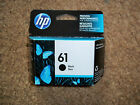 NEW HP GENUINE 61 CH561WN140 Ink Cartridge BlacKExp June 2019 up FAST SHIP