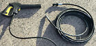THE RAT - 10 Meter Karcher K pressure Washer Drain Sewer Cleaning Jetting Hose