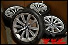 2002 2008 19 BMW 7 Series Staggered Wheels Tires Factory OEM 6774705 6774706