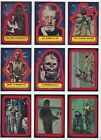Star Wars ANH Vintage trading card set w stickers (Topps 1977) Series 2 - RED