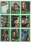 Star Wars ANH Vintage trading card set w stickers (Topps 1977) Series 4 - GREEN