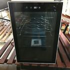 Beverage Digital Touch LED Wine Cooler Chiller Rack Mini Refrigerator Beer Soda