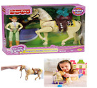 Loving Family Aspen Gold Western Kids Riding Horse Doll Fun ToyBy Fisher Price
