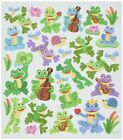Tattoo King Frog Fun Stickers Multicolor