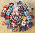 SUPERHERO 7 8 Grosgrain Ribbon  INVENTORY CLOSEOUT  Lot Bulk