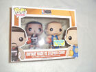 2015 SDCC Exclusive Funko POP NBA Dwayne Wade Stephen Curry 2-pack LE 350