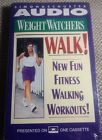 Weight Watchers Walk Cassette + book sealed 60 minutes original music fitness 94