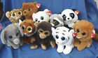 W-F-L TY Beanie Classic Stuffed Toy 13in Selection Big Eyes Like Glubschi