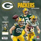 2018 NFL Green Bay Packers Team Wall Calendar Full Action Poster Sized Images