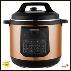 ELECTRIC Pressure Cooker INSTANT POT 8 Quart Kitchen FASTER Cooking 12 Functions