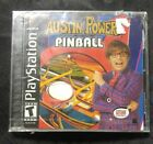 Austin Powers Pinball for Original Playstation Brand New/Factory Sealed!