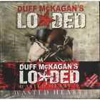 Duff McKagan's Loaded CD Wasted Heart Limited Edition / Century Media Sigillato