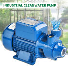 1 2HP 370W Electric Industrial Centrifugal Clear Clean Water Pump Pool Pond Farm