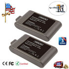 2Pack Battery for Dyson DC16 Vacuum Cleaner 21.6V Li-ion BP01 12097 2000mAh Root