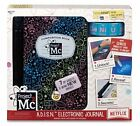 MGA Entertainment Project Mc2 A.D.I.S.N. Purple Journal