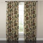 Waverly Laurel Springs Lined Panel Pair Curtain100