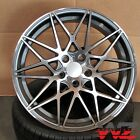 20 Competition Style Wheels Gunmetal Fits BMW 2 3 4 Series 328 330 335 535 545