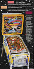 1978 Gottlieb CLOSE ENCOUNTERS of the THIRD KIND Pinball Restoration Kit 49 PCs