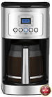 Cuisinart DCC 3200 14 Cup Programmable Coffee maker Black Stainless Steel