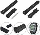 Silicone Rubber Wrist Watch Band Strap SS0S4723000 For SUUNTO OBSERVER SR X6HRM