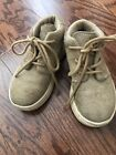 Polo Ralph Lauren Toddler Boy Suede Boots Size 9