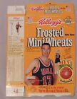 CHRIS MULLIN 1992 US OLYMPIC TEAM KELLOGG'S FROSTED MINI WHEATS CEREAL BOX